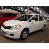 Nissan Tiida Sedan Std A/ac 2014