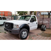 Camionetas Ford F-450 Y F-550 2006 Chasis