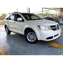 Dodge Journey 5p Sxt Plus Dvd 2.4l Aut 7 Pas 2013