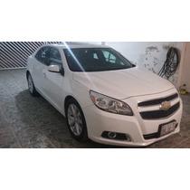 Chevrolet Malibu Motor 2.5 Lt Blanco 4 Puerta