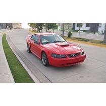 Ford Mustang Gt De Lujo 2003 Impecable Mexicano!!!!!