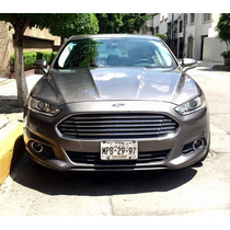 Ford Fusion, Motor Ecobost 2013 Gris