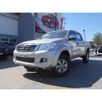 Toyota Hilux Sr 2013 Plata Autos Usados