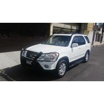 Honda Cr-v Factura De Agencia