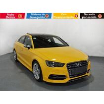 Audi S3 2015 2.0 Tfsi S Tronic Quattro Demo