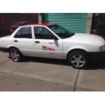 Nissan Tsuro Ll,4/p,standar, 2009, Rines,blanco