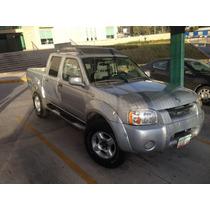 Nissan Frontier Crew Cab, Doble Cabina, Automática, 6 Cilind