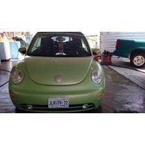 Volkswagen Beetle Convertible 2.0 Ltr 2pt 2004