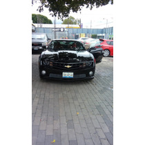 Camaro Modelo 2013, Color Negro