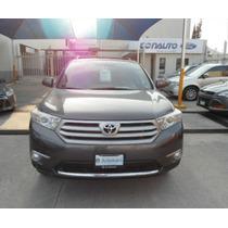 Toyota Highlander 2011 5p Base Premium Aut A/a R-17