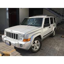 Jeep Commander 5p Base 4x2 4.7l 2006