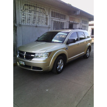 Dodge Journey 2010, 4 Cil, Impecable, $173,000 A Tratar