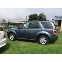Ford Escape Xlt 2011 T/a