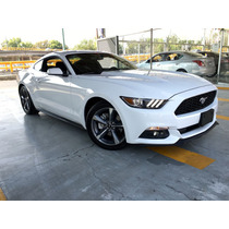 Ford Mustang 2p Coupe V6 3.7 Aut 2015