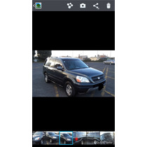 Honda Pilot 2003 4x4 Piel, Electrica, Dvd, Calcomania 0
