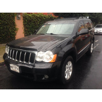Jeep Grand Cherokee 2008 5p Limited Premium 4x2 5.7l V8