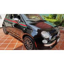 Fiat 500 3p Gucci Piel 2012