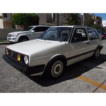 Volkswagen Golf Golf Gl 1991 3 Puertas Frente Gti Como Nueva