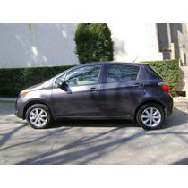 Toyota Yaris Premium 2014