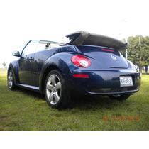 Remato Urge Beetle 2006 Cabriolet Exelente No Cambio Metepec