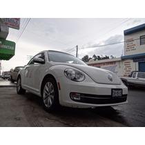 Super Deportivo Volkswagen Beetle 2013 Sport 2.5/manual/qcp