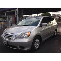 Honda Odyssey 5p Exl Minivan Aut Cd Q/c 2008