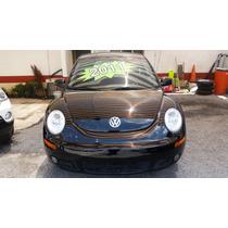 Volkswagen Beetle Gls Modelo 2011 Impecable