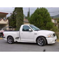 Ford Lobo Lightning Turbocargada 1999 Impecable Con Sonido¡¡