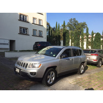 Jeep Compass 2013, Plata, Excelente Estado!