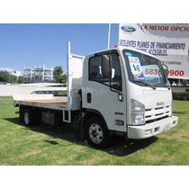 Isuzu Elf 400 Blanco 2014