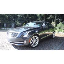 Cadillac Ats Premium Sport Nuevo Solo 950 Kil Auto Demo