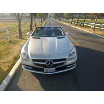 Mercedes Benz Clase Slk Slk 350 2012