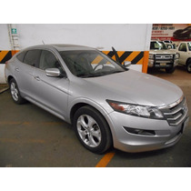 Honda Crosstour Exl 2010 Color Plata