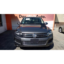 Impecable Volkswagen Touareg V6 Tdi Nav 2104 Garantia Planta