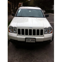 Super Oportunidad! Grand Cherokee Blanca!! Impecable