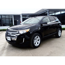 Ford Edge Limited Color Negro 2012