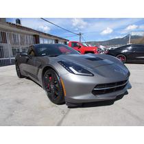 Chevrolet Corvette Gris 2015