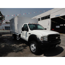 Ford F-550 Super Duty Diesel 2007