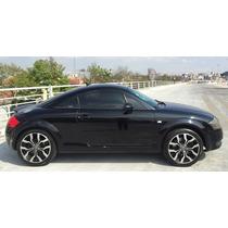 Audi Tt Quattro 1.8t 225hp 4 Cilindros $ 105,000.00.-