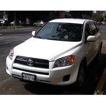 Toyota Rav 4 Automatica Electrica Clima Tela Impecable