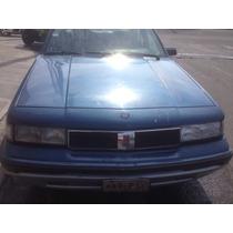 Chevrolet Cutlass 2p Eurosport Aut A/a Piel 1991