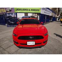 Mustang Rojo 2015