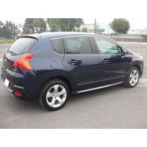 Como Nuevo!!peugeot 3008 Turbo 2011 Credito A 36 Meses