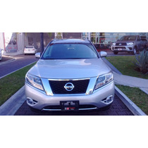 Nissan Pathfinder Exclusive 2014