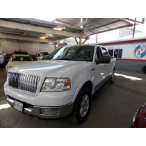 Ford Lobo Crew Cab Xlt 2005 Con Conversion A Lincoln Mark Lt