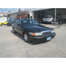 Ford Grand Marquis 2000 Aut, Aire, Estereo, Factura Original