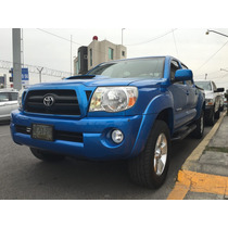 Toyota Tacoma 4p Pick-up Trd Sport Prerunner Cd Abs B/a 2008