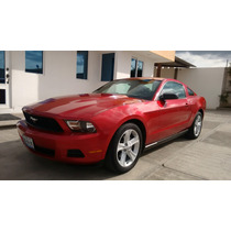 Ford Mustang Coupe Lujo V6 2010