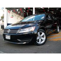 Volkswagen Passat 2014 Sportline Aut Piel