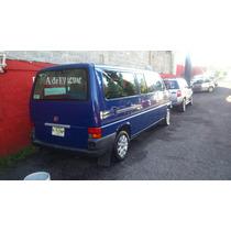 Wv Eurovan 2003 Posible Cambio Placas Taxi Tsuru Monza Golf